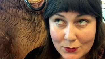 VANCOUVERITES   Artist Aimée Henny Brown Gets Set For Her First 'Eastside Culture Crawl'