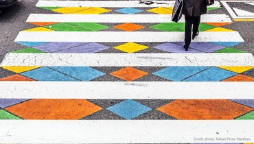 VANCOUVER WOULD BE COOLER IF #278 | It Had Many More Brightly Coloured Crosswalks