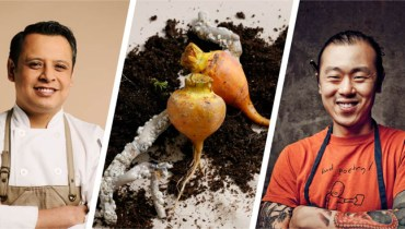 GOODS | April 10 'Farmer's Apprentice' Collab Feast To Feature Botanist Chef Hector Laguna