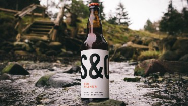 AWESOME THING WE DRANK #718 | Brilliant, Food Friendly 'Red Pilsner' From Steel & Oak