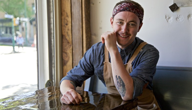 THE NEW BREED | Mackenzie Room's Mathew Bishop On Dumplings And Why Poke Must Die