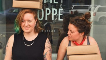 POWER OF TWO | The Pie Shoppe's French Sisters On The Joys Of Bickering, Hard Work