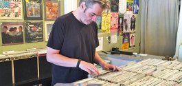DEFINITIVE RECORDS | When A Record Store Owner Picks His Favourite Albums, You Listen