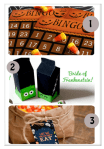 3 Free Halloween Printables | Bingo, Frankenstein Boxes and Tags