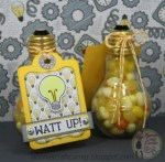 Show & Tell | Watt Up! Treat Jars With Tags