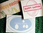 Freebie | Set of 3 Printable Easter Tags from e.m.papers