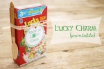 Freebie | Printable Lucky Charm Tag