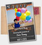 Show & Tell | DIY Graduation Announcements