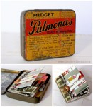 Tutorial   Mini Album in a Vintage Tin for Mother's Day Gift