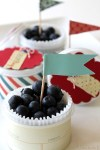 Show & Tell | Patriotic Berry Cups for Summer Celebrations
