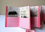 Tutorial | Mini-Album Stamp Organizer
