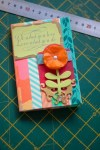 Show & Tell | Washi Tape Card/Note/Photo Holder