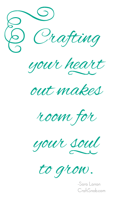Why-You-Should-Craft-Your-Heart-Out Free Printable Poster from Craft Snob