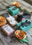 Freebie | French Inspired Gift Wrap & Gift Tags