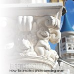 Tutorial | How to Create a Photo Blending Layer in Photoshop Elements