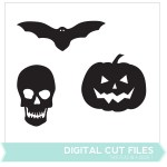 Freebie | Halloween Cut Files