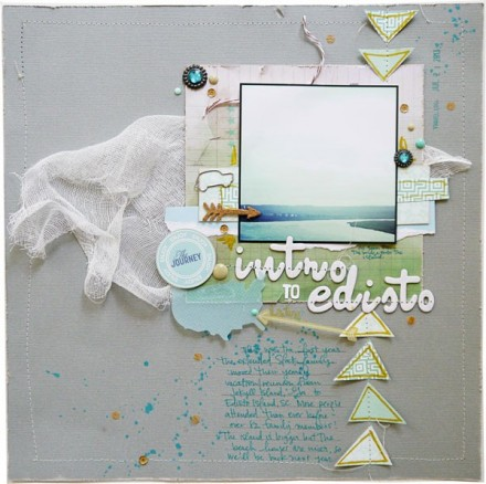 Inspiration du Jour - Intro to Edisto