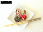 Show & Tell | Chinese New Year Fortune Cookies
