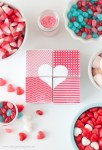 Freebie | Printable Valentine's Treat Boxes