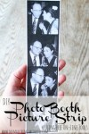Tutorial | Photo Booth Strip for Valentine's Day