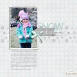 Inspiration du Jour | Snow Bombed