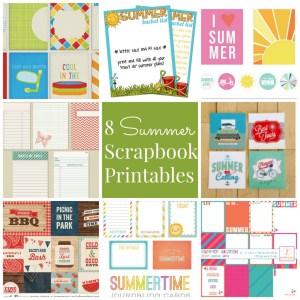 8_summer_scrapbook_printables