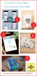 5 Quick Father's Day Ideas