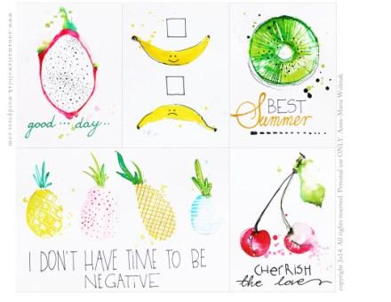 Free fruit-printables-by-anna-maria Wolniak