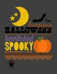 Free Halloween Poster