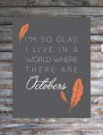 Freebie | 3 Fall & Halloween Printable Posters