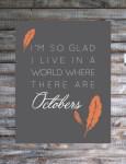 Freebie | 3 Fall & Halloween Printable Posters