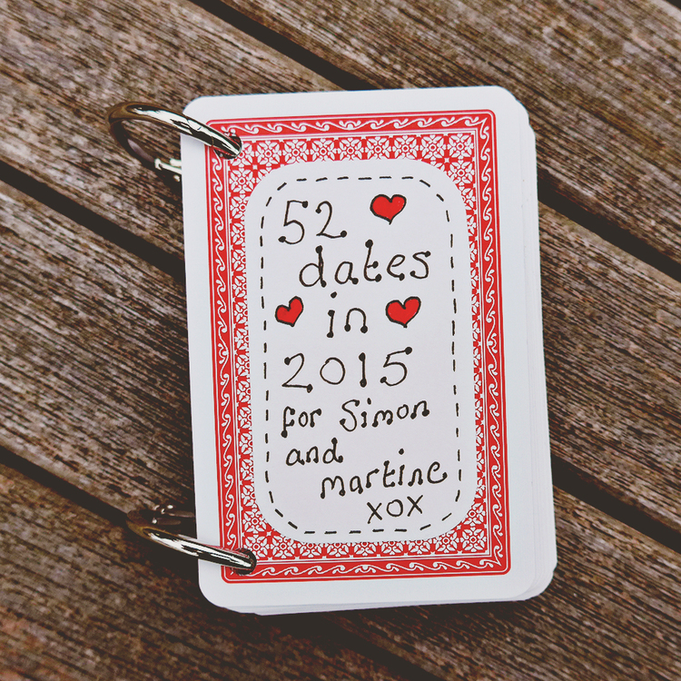 Deck of Cards Mini Book