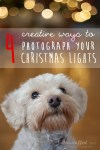 Photography for Scrapbookers | Creative Christmas Lights