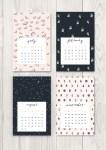 10 More Free Printable 2015 Calendars