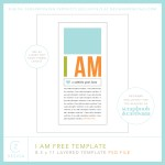 Freebie | Clean & Simple Template and Printable