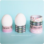 5 Ways to Make Paper Egg Cups for Easter