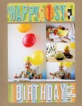 Show & Tell | How I Scrapbook Birthdays