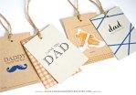Freebie & Tutorial | Father's Day Tag-alongs