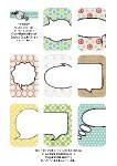 Freebie | Speech Bubble Journal Cards