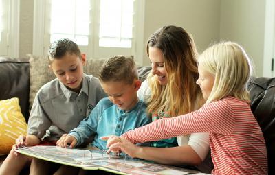Modern Memory Keeping at Parenting Magazine_creditbeckyhiggins