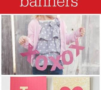 28 Free Valentine's Day Printable Banners
