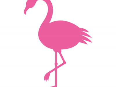 Flamingos & Flip Flops | Free SVG Cut Files