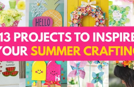 13 Projects To Inspire Your Summer Crafting