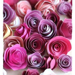 DIY | Paper Roses Tutorial