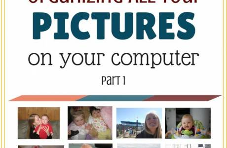 How To | Basic Photo Organization