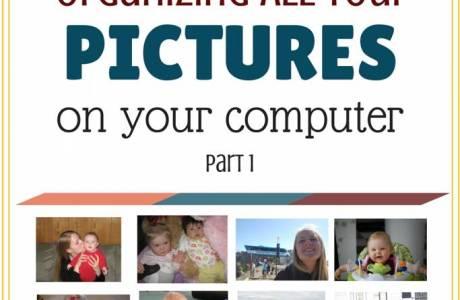 How To | Basic Photo Organization