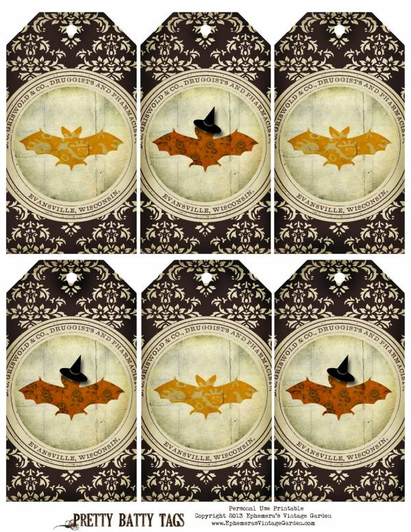 freebie-halloween-bat-tags