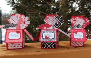 Valentine's Day - Scrappy Bags