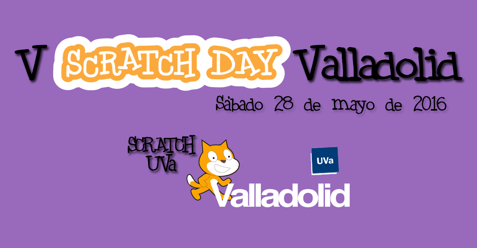 V Scratch Day Valladolid logo