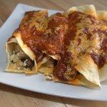 Chicken Enchiladas from Scratch